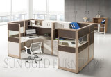 Staff Office Workstation for 2 People (SZ-WSA003)