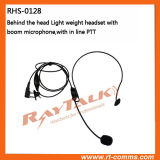 Over Head Boom Mic Light Weight Headset