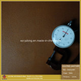 Hard Handfeeling PU Leather Coated Backing (S085)