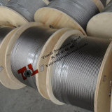 304 Stainless Steel Rope 7X7 5mm