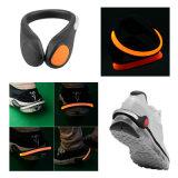 Runner Safety LED Light Shoe Heel Clip