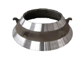Manganese Casting Concave/Bowl Liner/Mantle for Symons/Trio Cone Crusher Wear Parts