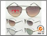 Classic Fashionable Hot Selling UV400 Protection Metal Sunglasses (40415)