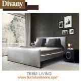 New Modern Design Bedroom Furniture Set King Size Bed