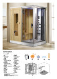 Luxury Classic Shower Room Steam Room (D552)