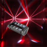 LED RGBW Moving Head Beam Spider Stage Light