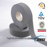 Gray Reflective Polyester Tape (1102)