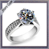 Good Quality Jewelry Sterling Silver Fashion Ring Jewelry
