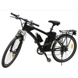 Electric Bicycle with Aluminum Frame and Lithium Battery