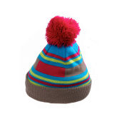 2017 Fashion Skiing Knit Colorful Beanie Cap