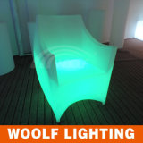 LED Glowing Furniture Coffee Shop LED Chairs