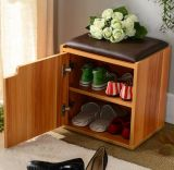 Yijia Shoe Cabinet with Stool