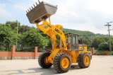 5 Tons Front Wheel Loader 3cbm Bucket Capacity