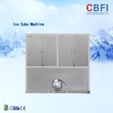 Semi Packing System Guangzhou Cube Ice Machine