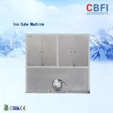 Semi Packing System Guangzhou Cube Ice Machine