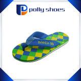 New Arrival Summer Cotton Strap EVA Brand Name Slippers