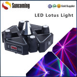 Multi Function 4*10W Scan+Beam+Spider LED Disco Light