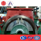 Back Pressure Steam Turbine Generation