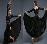 New Autumn Latin Dance Dress Suit, Performance Clothing