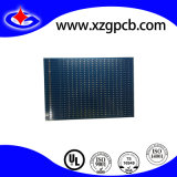 2 Layer Printed Circuit Board with Blue Soldermask