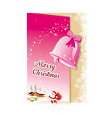 New Year Hot Sale Christmas Greeting Card
