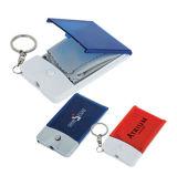 OEM Design Fashion Plastic LED Keychain