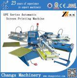 Automatic T-Shirt Screen Printing Machine Spe-104/8