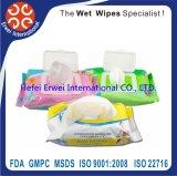 Biodegradable Antibacterial Wet Wipes / Wet Towels