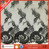 2016 Tailian New Style Garment Black Lace Fabric