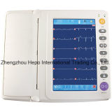 Clinical Diagnosis 12 Channels Digital Electrocardiograph ECG Monitor (3312G)