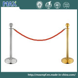 Slim Design High Quality Queue Barrier with Twist Rope