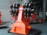 Hdc18 Hydraulic Rotary Drum Cutter (latest product presented made in China)