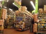 Supermarket Store Display Rack