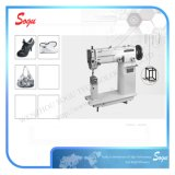 Auto Oiler Upper/Lower Feed Lockstitch Postbed Zigzag Machine