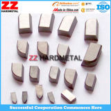 Carbide Brazed Cutting Tips for Mining