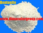 Bentonite Used in Tempered Paint, Asphalt Paint, Industry Paint