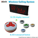 Wireless Guest Order Call System for Restaurant