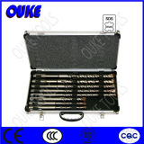 8PCS SDS Max Shank Masonry Drill Bit Set