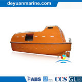 Totally Enclosed FRP Lifeboat/Rescue Boat
