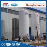 Industrial Low Pressure Cryogenic Lox Lin Lar Lco2 Storage Tank