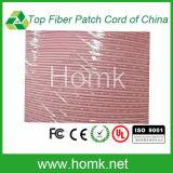 Om2 Fiber Optic Duplex Zipcode Orange Cable