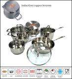 Extraordinary 10PCS Happy Call Cookware