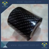 Black Hot Stamping Foil for Car Plate
