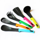OEM/ODM Eco Friendly Silicone Rubber Kitchen Spoon Sets