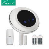 Home Burgar Security Wireless GSM+WiFi Alarm with IP Camera