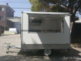 Yieson Custom Mobile Food Van for Sale