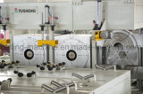 Double-oven PVC pipe belling machine
