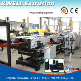 HDPE/PVC Double Wall Corrugated Pipe Extrusion Line/Two Layers Making Machine