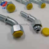 20441 Fitting Dkol Dkos 45 Degree Elbow Fitting Manufacture Metric Female O Ring Hydraulic Hose Fittings