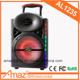 Portable Speaker with Bluetooth/USB/TF Card/Microphone
